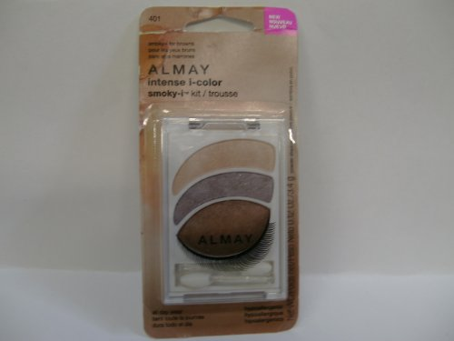 Almay Intense i, Color Smoky, I Kit for Brown Eyes