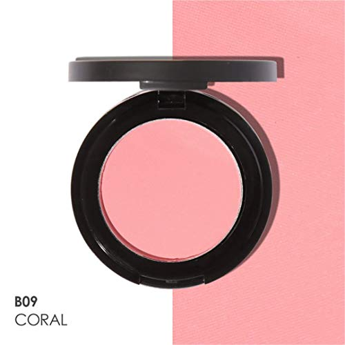 11 Color Make Up r Blush Soymilk Matte Pearl Rouge Blush Makeup B09