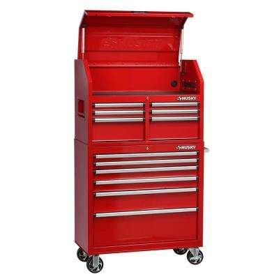 Husky 12 Drawer Tool Chest and Cabine