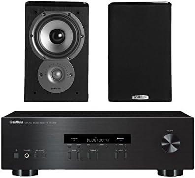 Yamaha Receiver Bluetooth Bookshelf Speakers