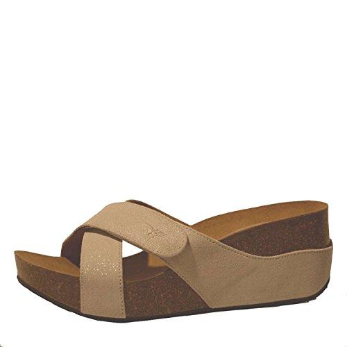 Docksteps - Sandalias de vestir para mujer ND