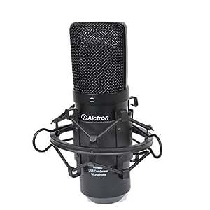 Usb Microphones Amazon : alctron um900 usb studio condenser recording computer microphone broadcast ~ Russianpoet.info Haus und Dekorationen
