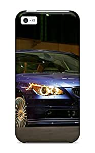 Hot Bmw First Grade Tpu Phone Case For Iphone 5c Case Cover
