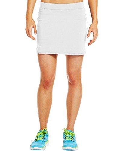 Under Armour Tennis Skirt - Under Armour UA Team Skort LG White