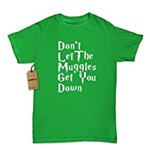 Expression Tees Don't Let The Muggles Get You Down Womens T-shirt