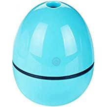 Hongfei USB Humidifier with Cool Mist Portable Mini Air Purifier Vehicle Plug-in Silent Air Freshener for Travel/Desktop/Office/Room/Kids