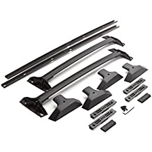 GM Accessories 19244268 Removable Roof Rack Package in Ebony