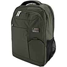 "VanGoddy Olive Green Executive Anti-Theft Laptop Backpack for HP EliteBook / ProBook / ChromeBook / ENVY / OMEN / Pavilion / Stream / 11"" to 15inch"