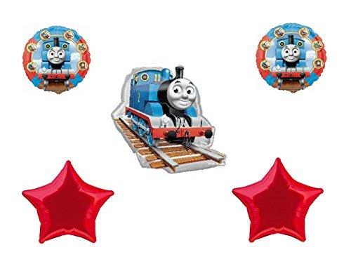Thomas the Tank Train & Friends Balloon Bouquet]()