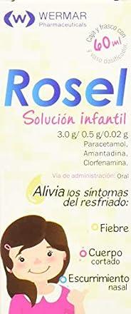 Rosel Sol Infantil Expectorantes, 60 Ml