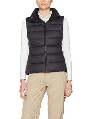The North Face Nuptse Vest - Women's TNF Black Large [並行輸入品] B07F4GLJCF