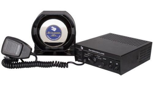 HornBlasters 100 Watt Public Address with Sirens