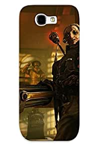 Defender Case With Nice Appearance (bioshock Infinite Patriot) For Galaxy Note 2 / Gift For New Year's Day