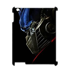 C-EUR Transformers Pattern 3D Case for iPad 2,3,4