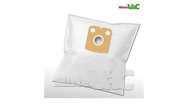 40 x – Bolsa para aspiradora Quigg BS 4000.08: Amazon.es: Hogar