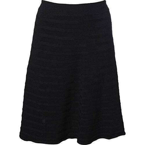 Calvin Klein Women's Ribbed Skirt, Black, Small