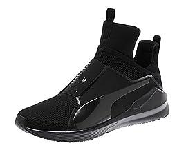 Puma Men\'s Fierce Core Training Shoes (13 D(M) US, Puma Black/Puma Black)