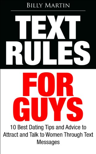 the rules of dating for guys