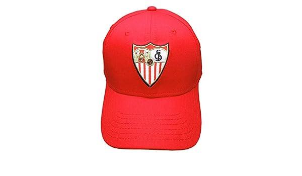Sevilla CF 06GOR11-01 Gorra, Unisex niños, Rojo, Talla Única ...