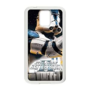 Star Wars Samsung Galaxy S5 Cell Phone Case White Eyirx