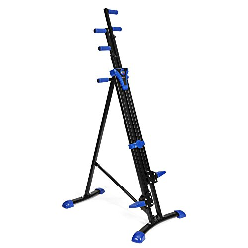 PEATAO Vertical Climber Stepper 2 In 1 Exercise Fitness Foldable Climbing Machine Stair by PEATAO