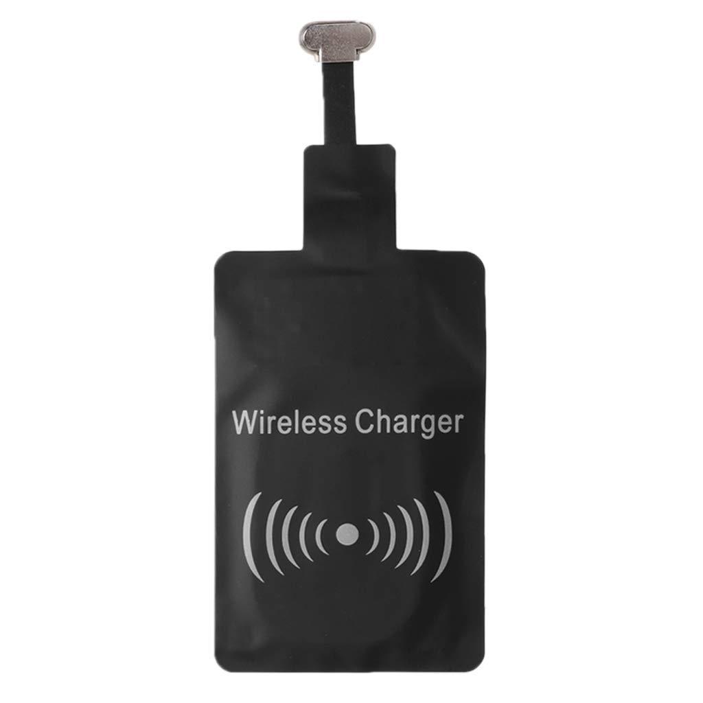 Lvyuanda Universal Type-C QI Wireless Charge Receiver for Xiaomi A1 5 6 8 Huawei P10 P20