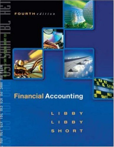 Financial Accounting (Fourth Edition) with CD-Rom