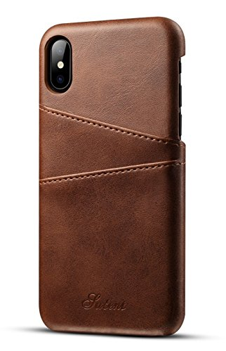 V.Empire Leather Iphone X case | iphone x Wallet Phone Case | Phone Cover | Phone Case | For Men