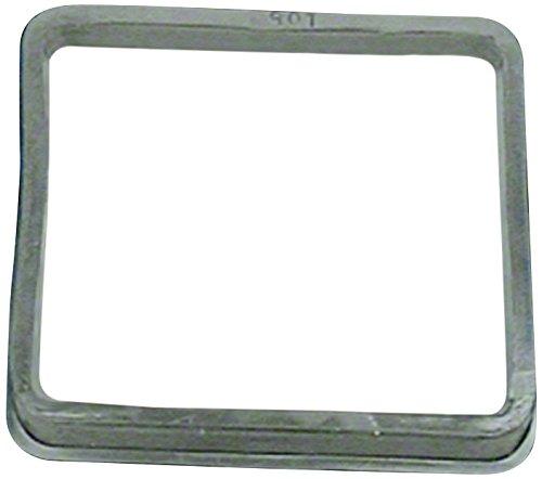 (PartsChannel GMK4020071673P Goodmark Side Marker Light Gasket (CHEVROLET CAMARO 1967))