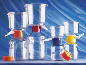 CORNING 430186 Graduated Vacuum Filter//Storage Bottle System 54.5 sq Cellulose Nitrate Membrane Sterile cm 0.22 /µm Membrane Pore 1000 mL Capacity