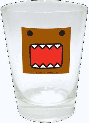- Domo-Kun Face Shot Glass DSH115