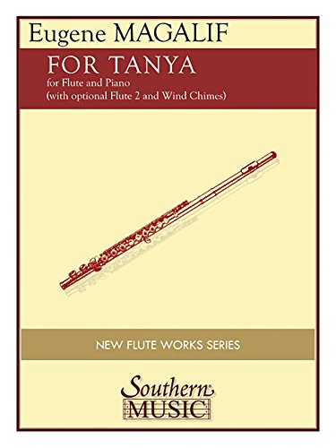 For Tanya: for Flute Duo with Piano and Optional Wind Chimes