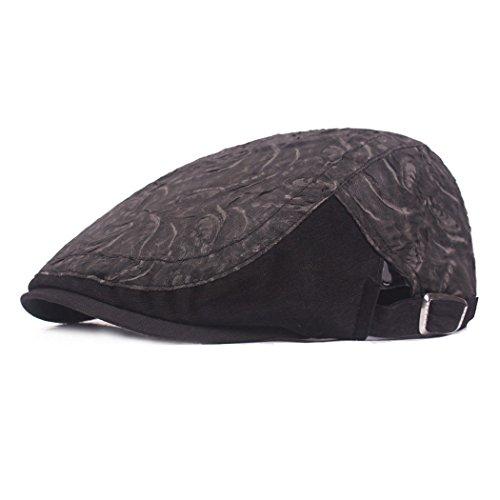 WY Sombrero Sol Deportivo Sombrero Ajustable Protector para Negro Gorra Sombrilla Gauze Hip el Solar Beret Ligera Hop Mesh Gorra Gorra Escolar Sombrero scarf Transpirable rpaqw71rR