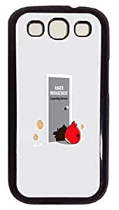 Anger Management Custom Samsung Galaxy S3 I9300 Case Cover Polycarbonate Black by runtopwellby Maris's Diary