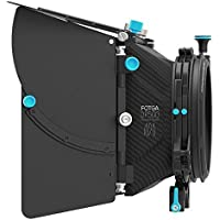 FOTGA DP500 Mark III 3 Pro DSLR Swing-away Matte Box Sunshade for 15mm Rod Rig Fit for BMPCC BMCC 5D2 5D3 A7 A7S A7R II D500 GH4 FS700