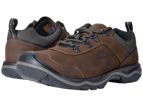 Keen(キーン) メンズ 男性用 シューズ 靴 スニーカー 運動靴 Rialto Lace - Dark Earth [並行輸入品] B07C8RBZ88