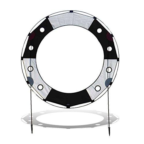 Premier RC 5 ft. Keyhole FPV Racing Air Gate - White/Black
