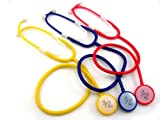 EMI 20 Disposable Stethoscopes - Yellow (20 pack)