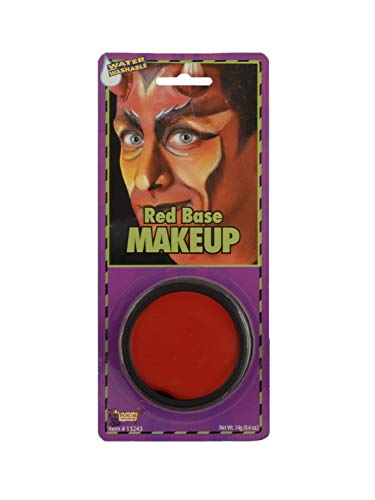 Forum Novelties Grease Makeup Halloween Demon Devil-Red -