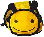 1PC Baby Safety Helmet Infant Toddler Children Anti Collision Head Protective Cap Adjustable Harnesses Head Pr