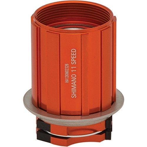 - Easton R4 Cassette Body Orange, Shimano/SRAM-11 Speed