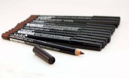 12pcs Nabi Brown Eyeliner Pencil (Wholesale Lot)