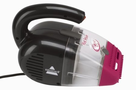 BISSELL Pet Hair Eraser Handheld Vacuum, Corded, 33A1 with Mini Tool Box (fs)
