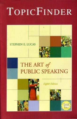 Topic Finder for the Art of Public Speaking