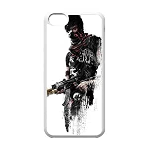 Apb All Points Bulletin Game iPhone 5c Cell Phone Case White WON6189218959462