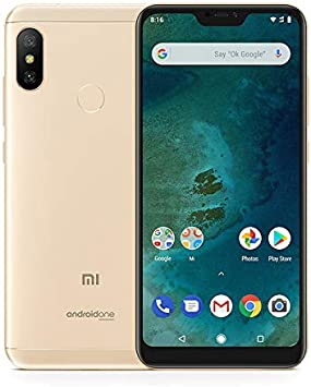 Xiaomi Mi A2 Lite Smartphones 5.84