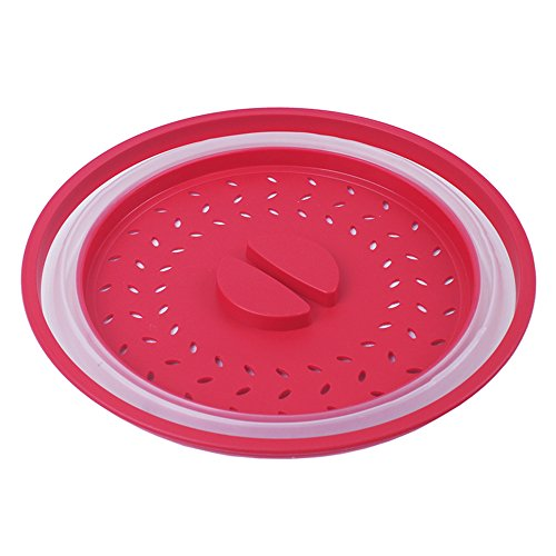schLOsS ElMaU Food Fresh Cover, Collapsible Microwave Cover, BAP Free and Non-toxic price tips cheap