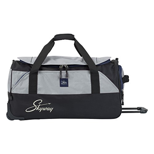 Skyway Sodo 26-inch Rolling Duffel, Steel Gray ()