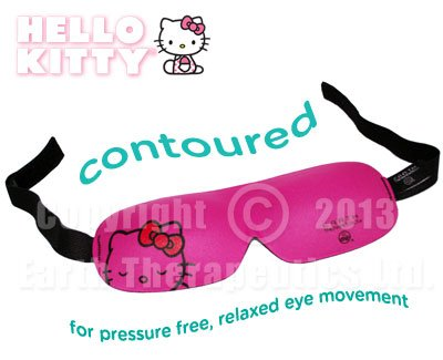 Earth Therapeutics Hello Kitty Sleep Mask