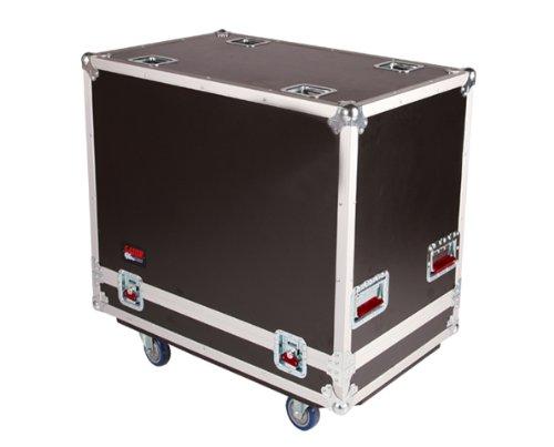 Gator Cases Tour Series Speaker Case for Two 15-Inch Speaker Cabinets G-TOUR SPKR-215 by Gator